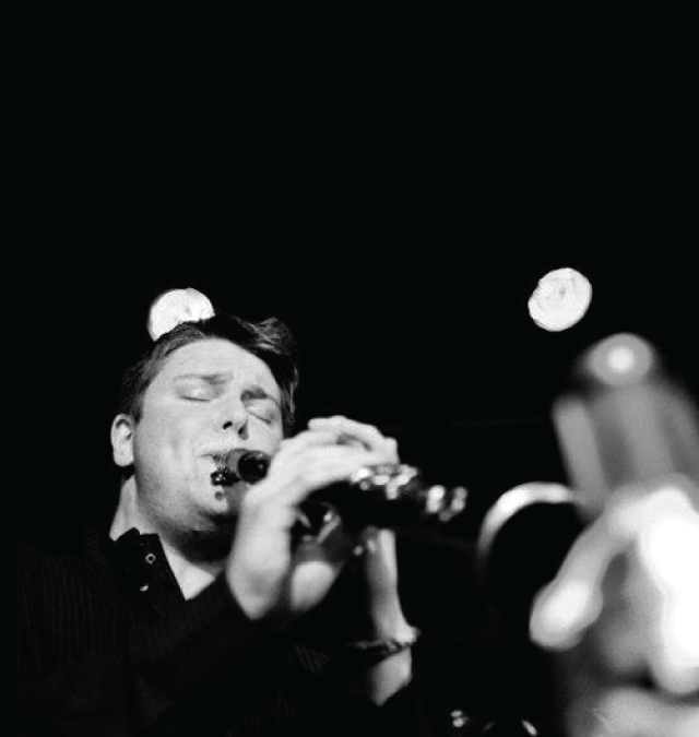 Jeremy Mohney Trio