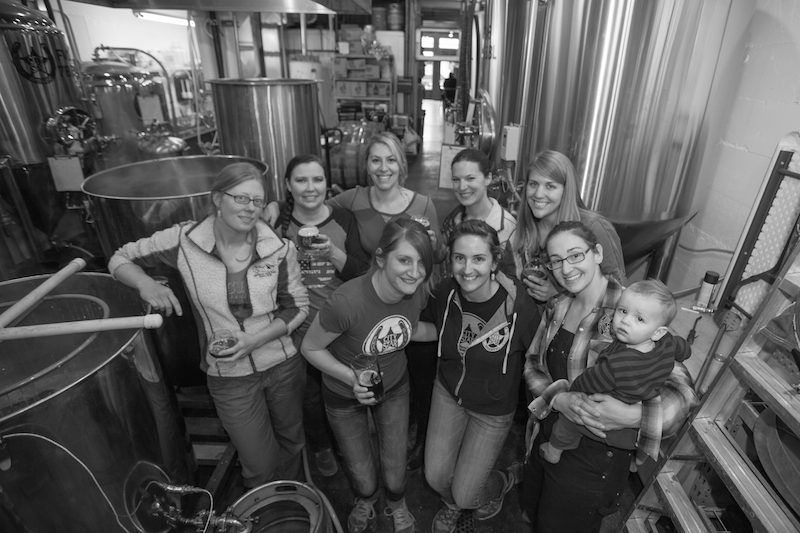 Calamity Jane Brew Day Gals