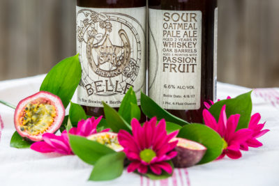 Belle - Sour Pale Ale Aged on Passion Fruit
