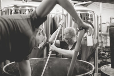 Calamity Jane Brew Day