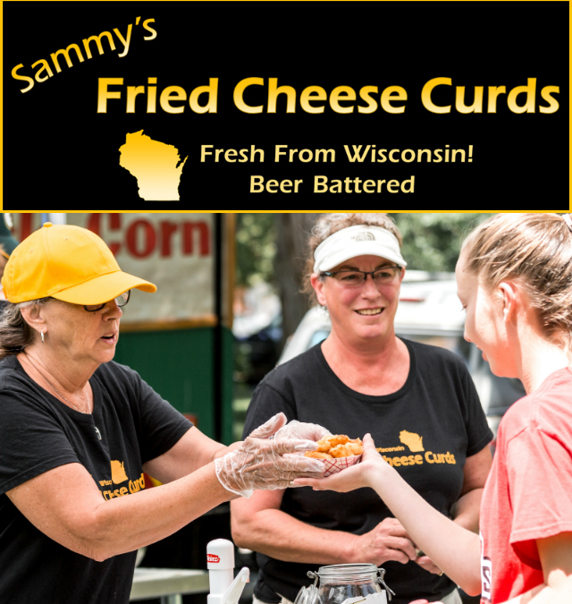 Sammy's Fried Cheese Curds