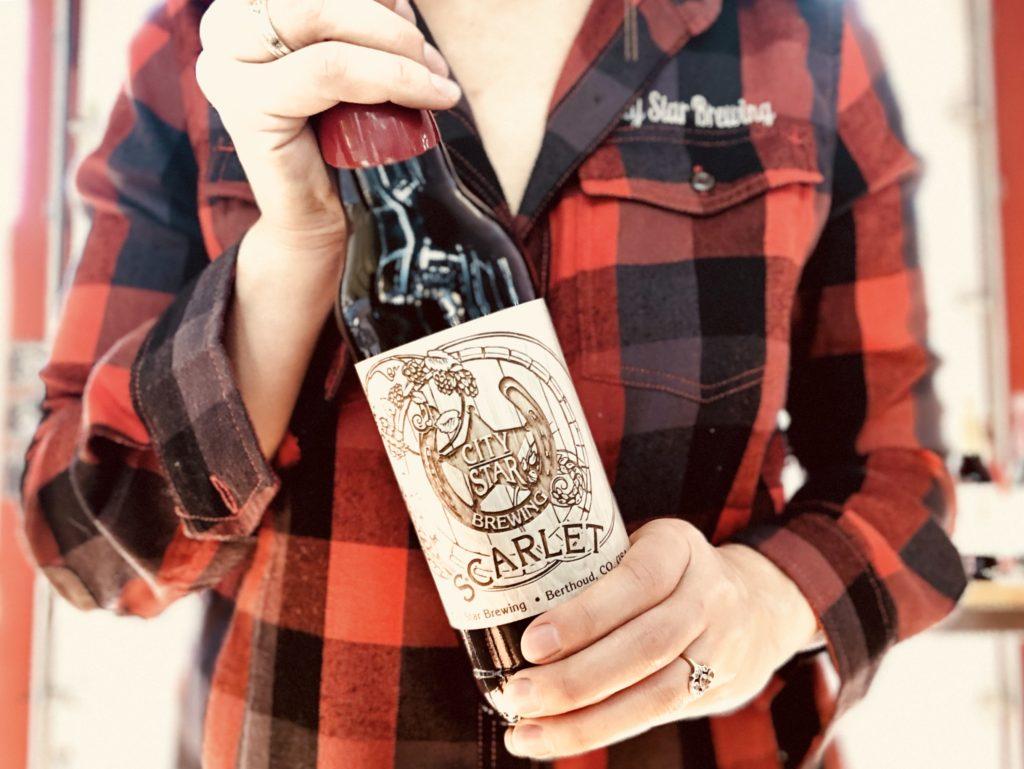 Scarlet Bottle Release